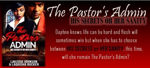 The Pastor's Admin Banner