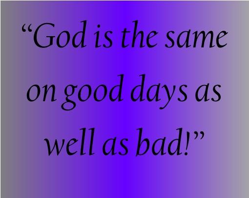 same-god